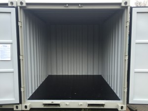 small shipping container storage unit