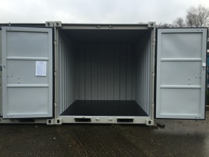 Storage Prices for a Small self storage container for hire near Norwich Norfolk
