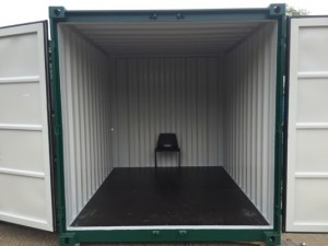 large 20' container